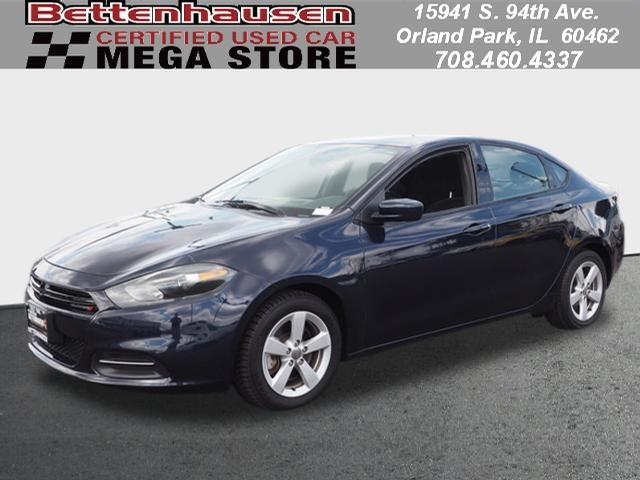 pre owned 2015 dodge dart sxt 4d sedan in tinley park b0656