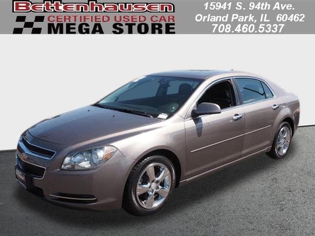 High Quality Pre Owned 2012 Chevrolet Malibu LT