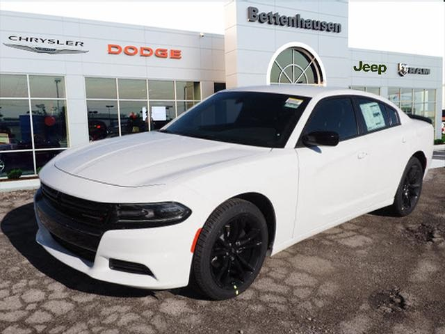 New 2018 Dodge Charger SXT Sedan in Tinley Park #D42782 | Bettenhausen CDJR