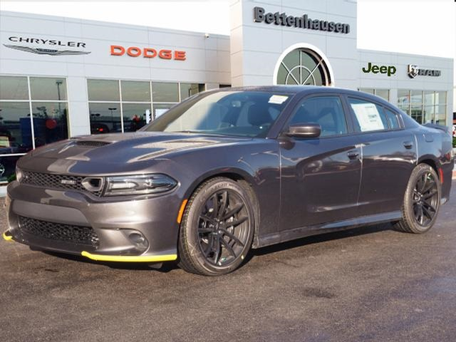 New 2019 Dodge Charger R T Scat Pack Sedan In Tinley Park D42893
