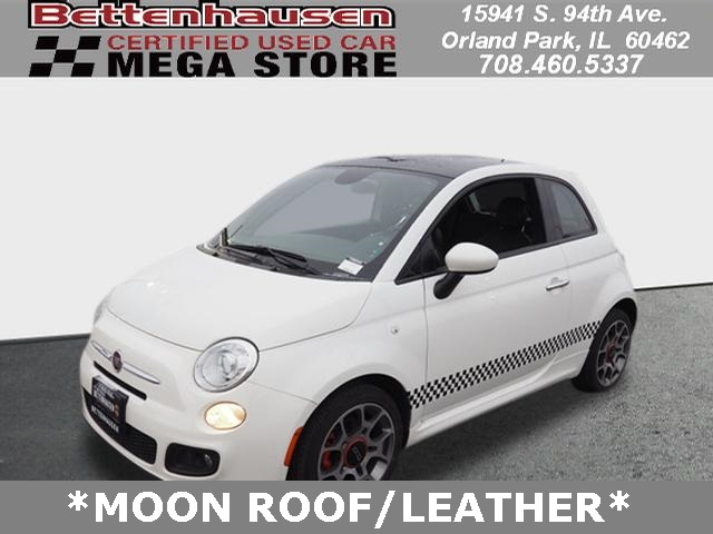Pre-Owned 2015 FIAT 500 Sport