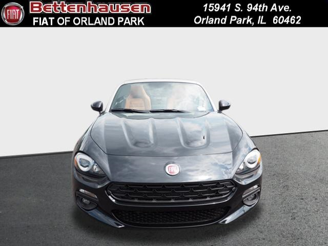 new 2018 fiat 124 spider lusso convertible in tinley park f40520 rh bettenhausencdjr com
