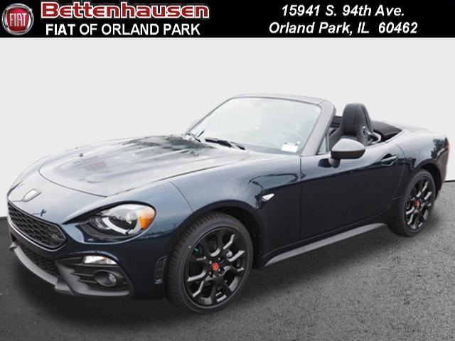 New 2019 Fiat 124 Spider Abarth Convertible In Tinley Park F40524