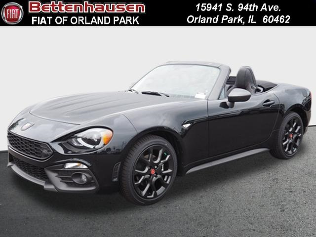 New 2019 Fiat 124 Spider Abarth Convertible In Tinley Park F40525