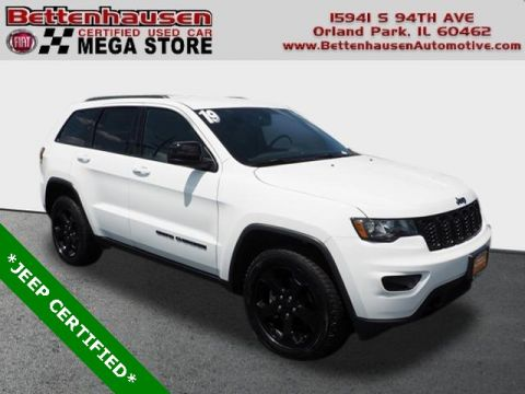 Certified Pre-Owned 2019 Jeep Grand Cherokee Upland Edition 4WD
