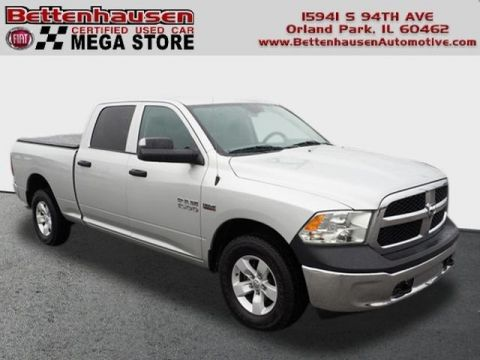 Certified Pre-Owned 2018 Ram 1500 Tradesman 4WD