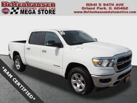 Certified Pre-Owned 2020 Ram 1500 Big Horn/Lone Star 4WD