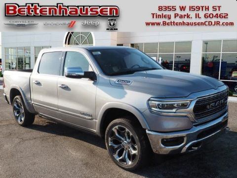 New 2020 RAM 1500 Limited 4x4 Crew Cab