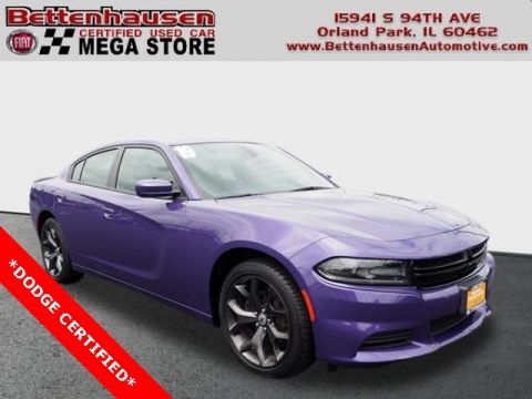 Certified Pre-Owned 2019 Dodge Charger SXT RWD 4D Sedan