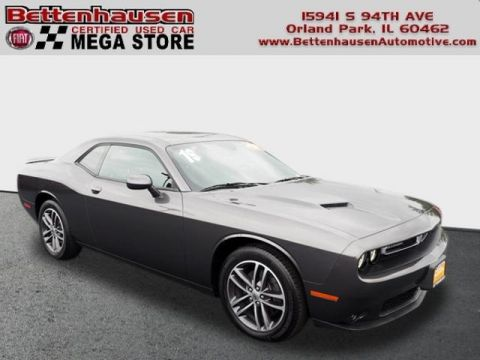 Certified Pre-Owned 2019 Dodge Challenger SXT AWD