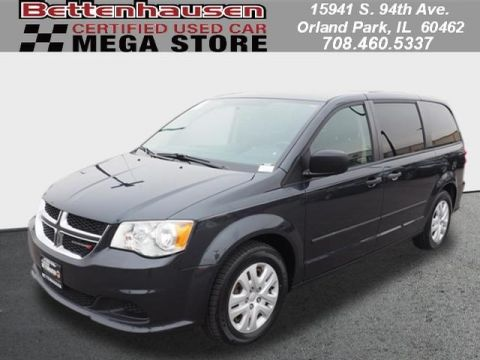 Pre-Owned 2014 Dodge Grand Caravan AVP