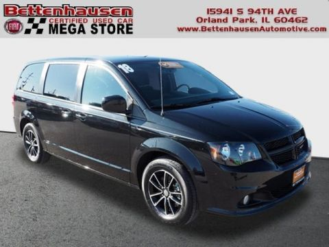 Certified Pre-Owned 2018 Dodge Grand Caravan SE FWD 4D Passenger Van