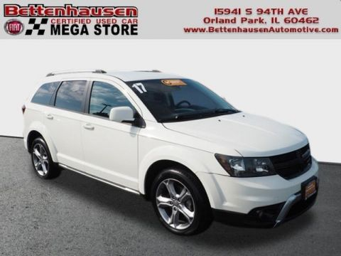 Certified Pre-Owned 2017 Dodge Journey Crossroad FWD 4D Sport Utility