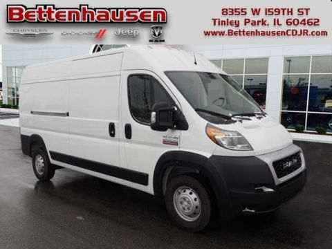 2019 RAM ProMaster High Roof