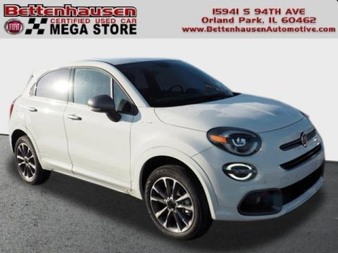 New 2020 FIAT 500X Sport With Navigation & AWD